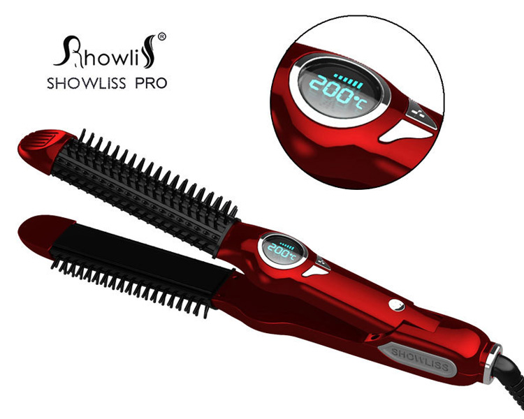 ShowLiss Multifunction cool touch Red