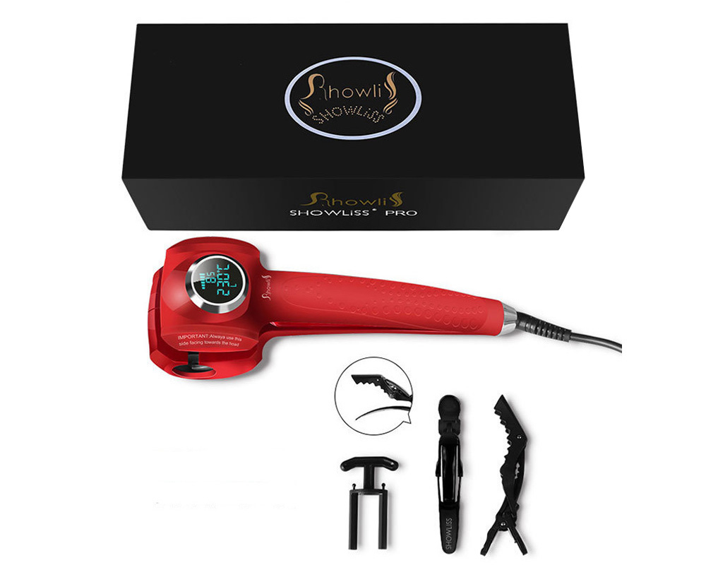 ShowLiss PRO Curl Red [ShowLiss Pro SL15]